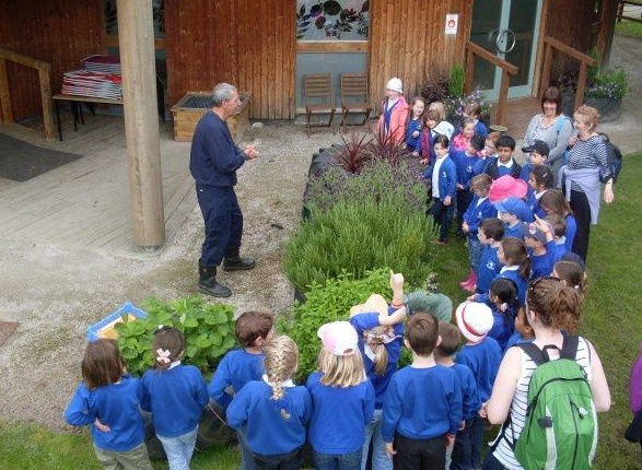 Year 1 visit to Plantasia